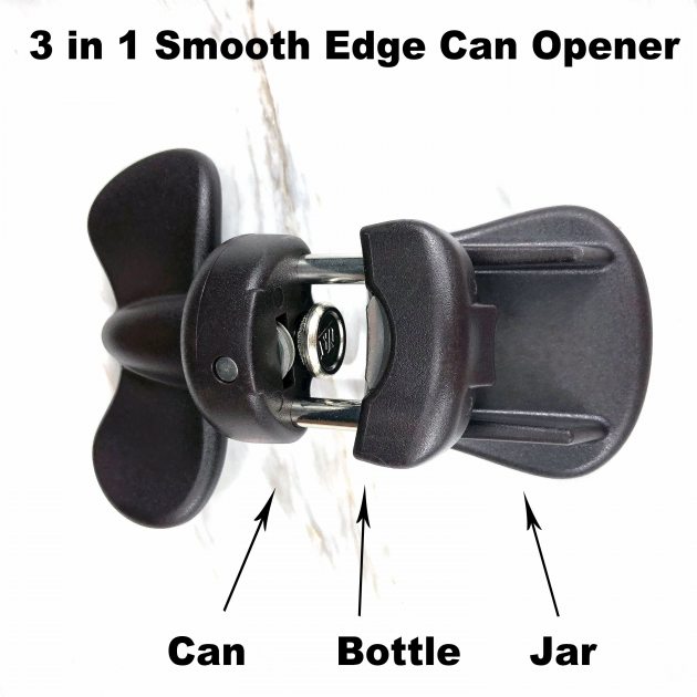 3-in-1 Multipurpose Can Opener 2